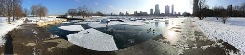 Diversey Harbor Panorama | by swanksalot