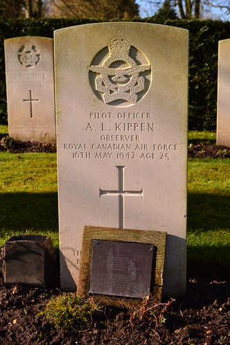 PO Kippen killed at RAF Docking