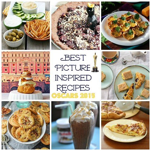 Oscars 2015 Best Picture Inspired Recipes | by femmefraiche