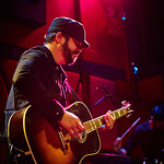 Sun, 22/05/2016 - 1:14pm - The Record Company (Chris Vos, Alex Stiff and Marc Cazorla) perform for WFUV Public Radio at Rockwood Music Hall in New York City, 5/18/16. Hosted by Dennis Elsas. Photo by Gus Philippas