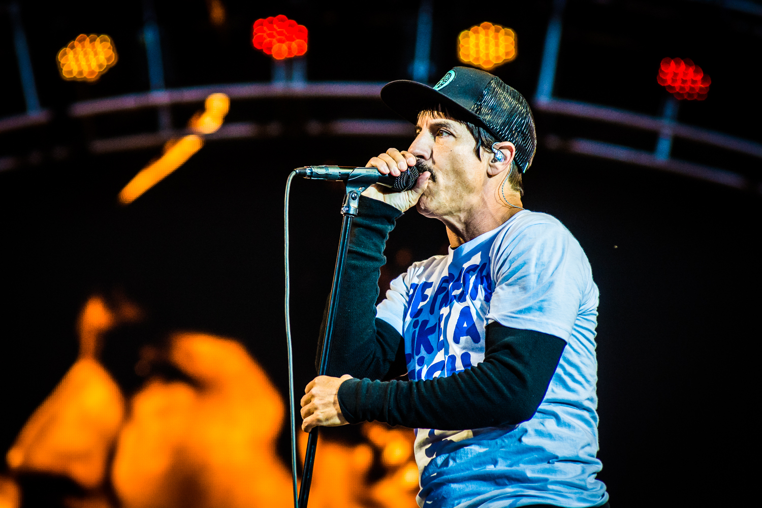 Red Hot Chili Peppers @ Rock Werchter 2016 (© Timmy Haubrechts)