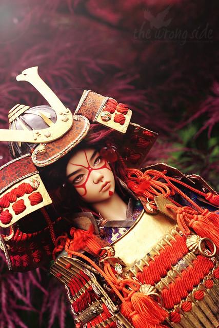 ADAW 23/52 My soul is samurai. My roots aren't samurai, but my soul is (Masaharu Morimoto)