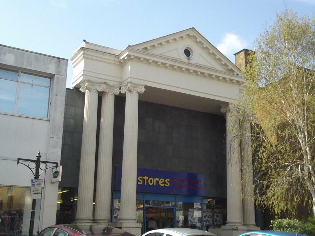 Bridge Street Stores >> 99p Stores Bridge Street Banbury Facade To Former Bap
