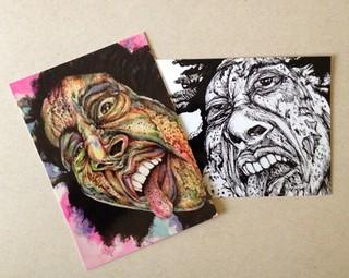 zombie postcards8