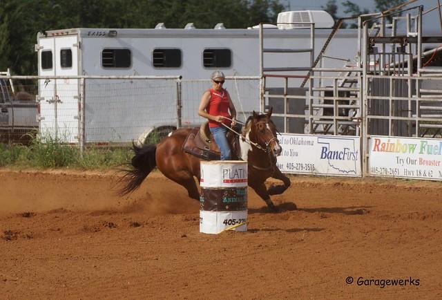 Meeker Memorial Day Barrel Race