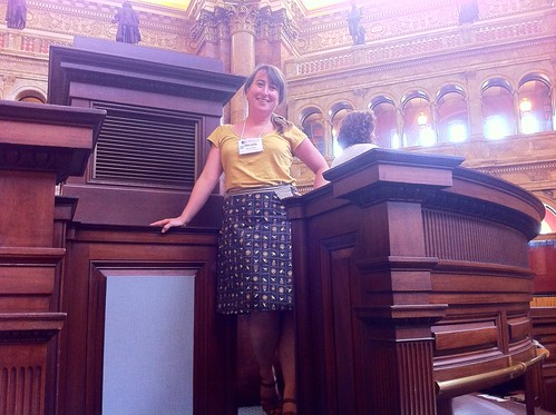 At the Library of Congress | by Big Sister