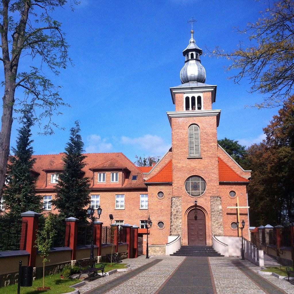 Kościół w Stadnikach / Church in Stadniki