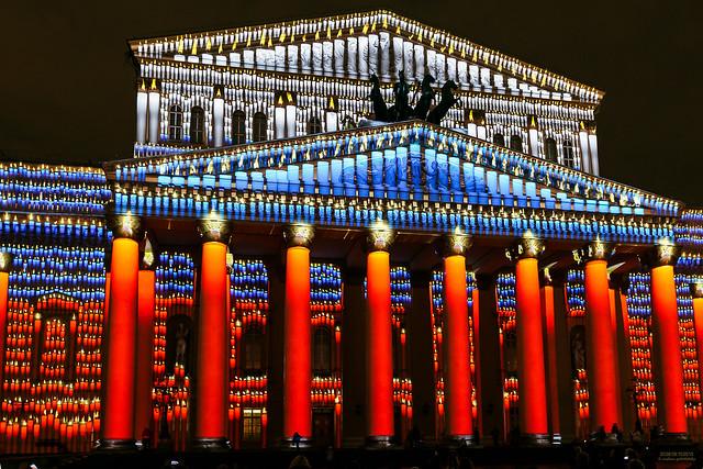 RUS10270(Bolshoi Theatre - Candles)