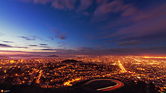 Twin Peaks - San Francisco - USA