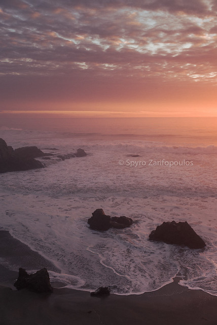 California Sunset...