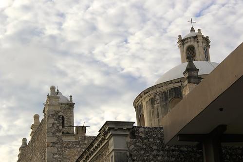 Church Skies