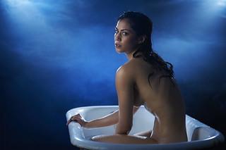 Jasmine 'In The Tub' | by TJ Scott