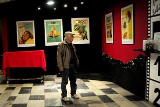Výstava propaganda + interiér kina 1.března 2014