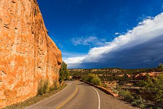 Road Cut   by IntrepidXJ