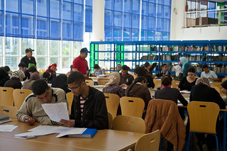 Library at Mohammed V University | by World Bank Photo Collection