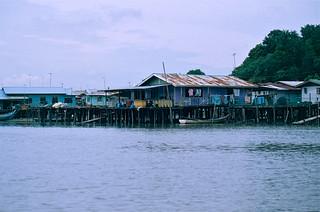Kampung Bako   by berniedup