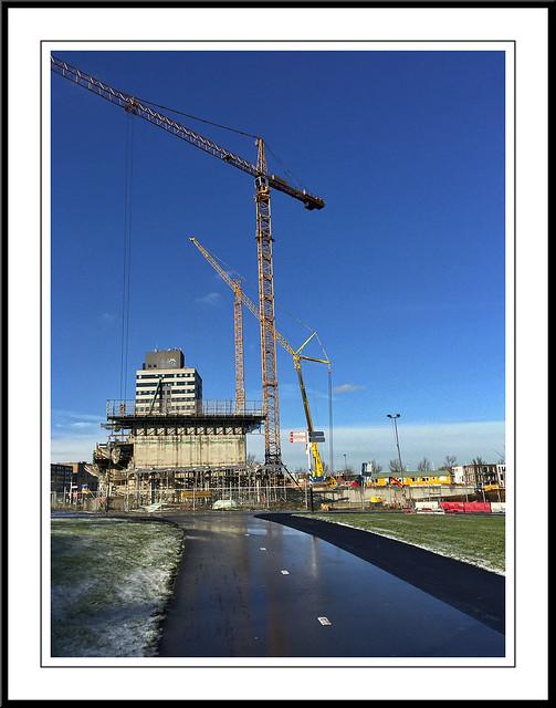 Leiden - Nieuwbouw