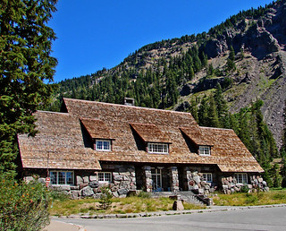 Crater Lake Lodge ,Or 9-06 | by inkknife_2000 (12 million views)