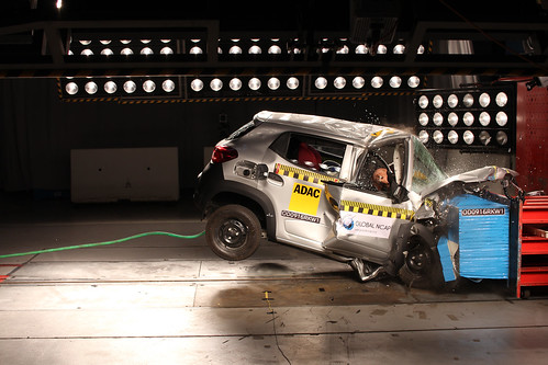Renault Kwid (I) - NO AIRBAGS | by Global NCAP