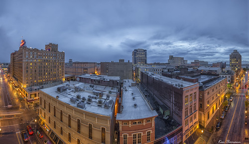 city nightphotography windows sunset panorama streets brick rooftop water weather stone skyline architecture river hotel office parkinglot flickr downtown cityscape traffic tn outdoor dusk streetlights memphis tennessee steel pano oldbuildings landmark panoramic explore uptown mississippiriver nightshots f56 storms peabody lanscape 18mm parkingdeck longexp iso50 concreete canon6d canon1635f28lii kenthomannphotography