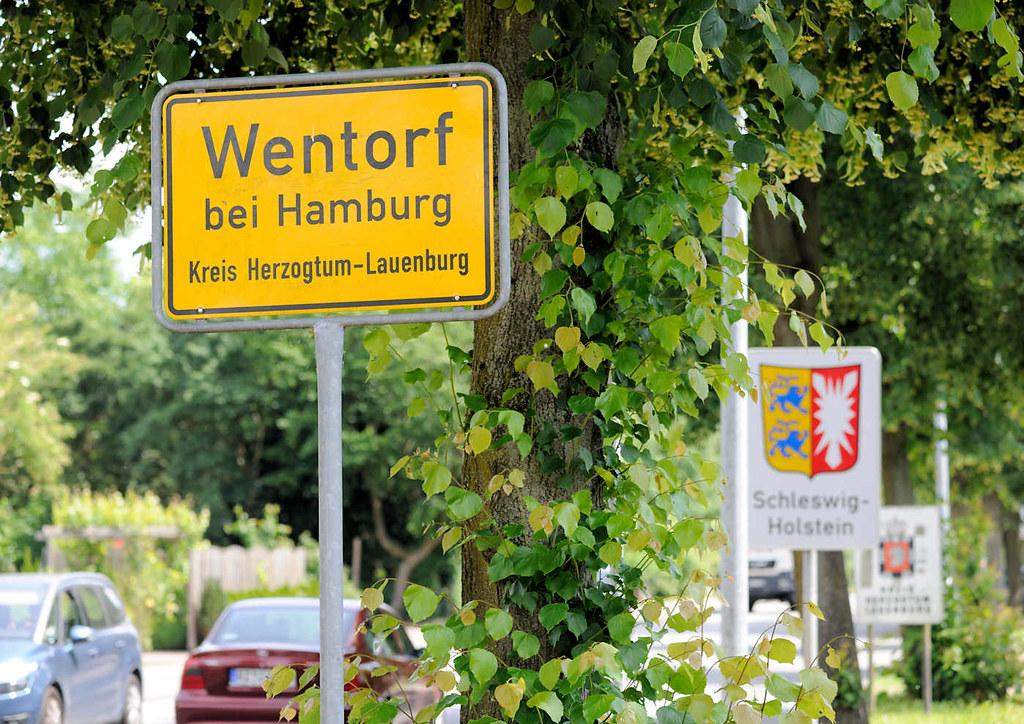 Wentorf Bei Hamburg Kreis Herzogtum Lauenburg Metropolregion
