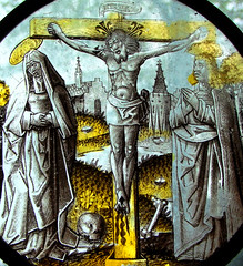 crucified (continental, 17th Century)