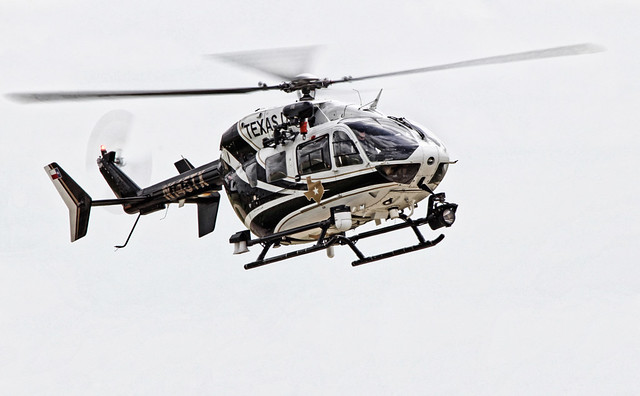 2008 Eurocopter EC-145 S/N9166 - N145TX, Texas Department of Public Safety