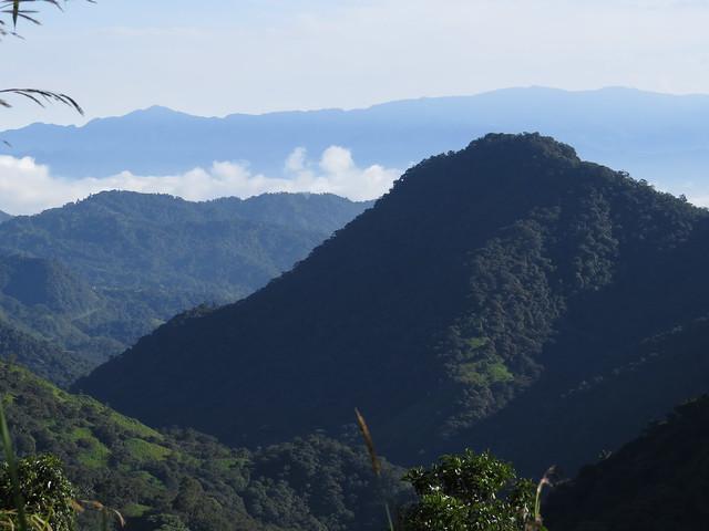 Mountains of Ecuador