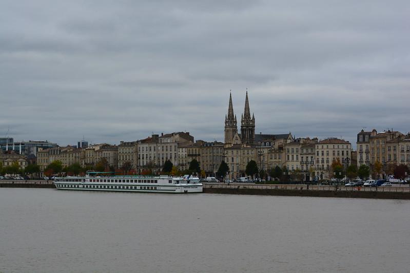Remontée de l'Estuaire de la Gironde -