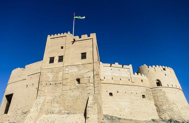 Castle, Fujaira