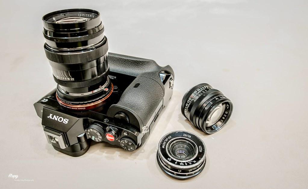 Sony A7 & Russian Lenses   Industar-69 28mm f/2 8, Valdai Ju