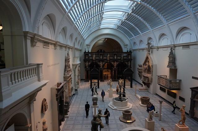 nex 3n Museams London Feb 2014