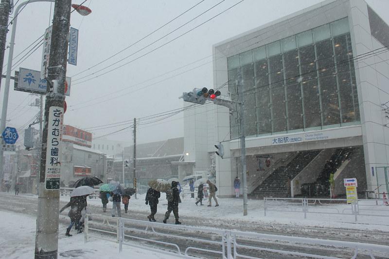 雪の鎌倉_07