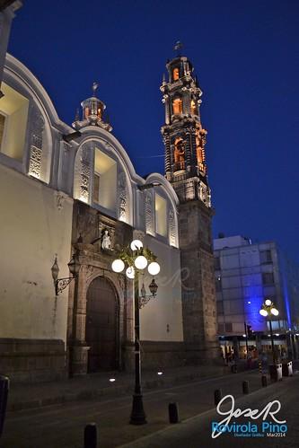 Torre Iglesia de San Cristobal