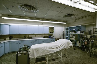 Diefenbunker Operating Room
