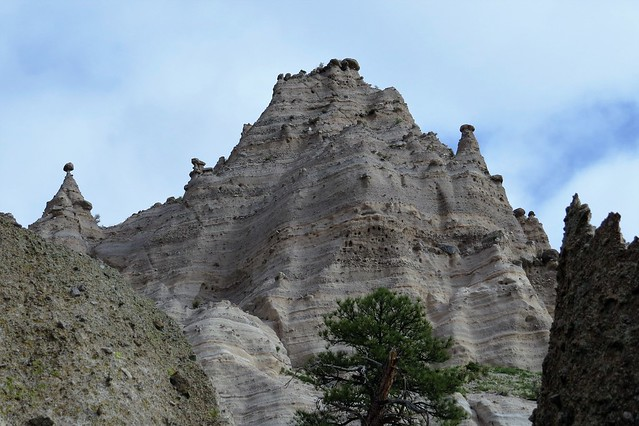 At Tent Rocks National Monument