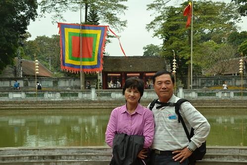照片06-105福利會主辦北越之旅