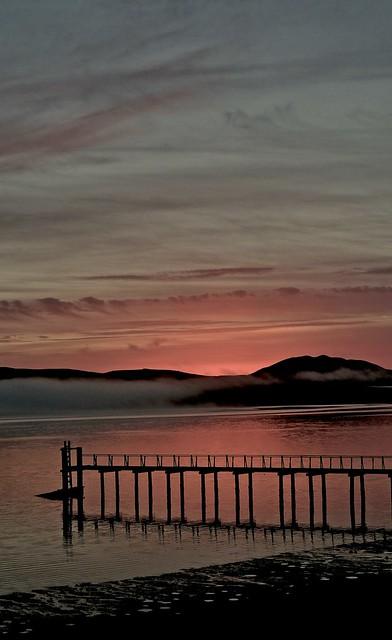 Tomales Bay Sunrise ...