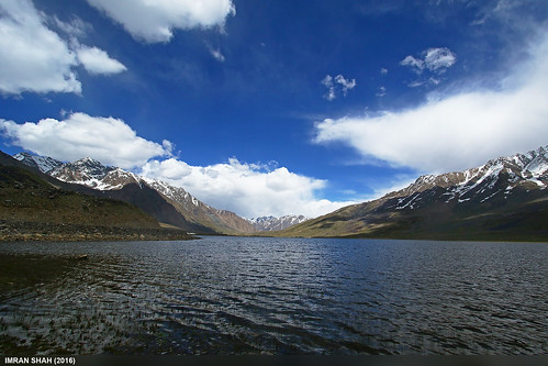 pakistan sky lake snow mountains ice water clouds landscape rocks location elements vegetation greenery shandur ghizer gilgitbaltistan