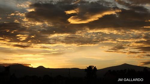 Atardecer poblano - Puebla