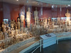 Nikósie – Kyperské muzeum, postavy z naleziště Agia Eirini, foto: Petr Nejedlý