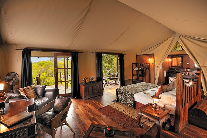 An important attribute of Glamping Spaces is the inclusion of luxurious appointment and exceptional comfort within glamping shelter abodes