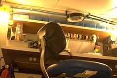 tinkering desk