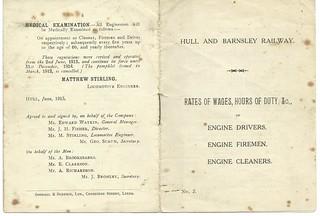 Hull and Barnsley Railway 1913   by ian.dinmore
