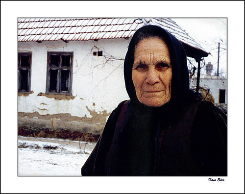 woman from rumania | by hans eder1