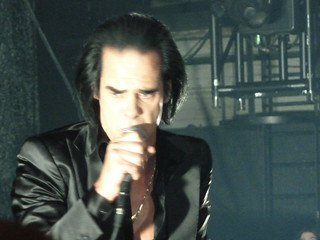 Nick Cave & The Bad Seeds - Hammersmith Apollo | by paulcarless