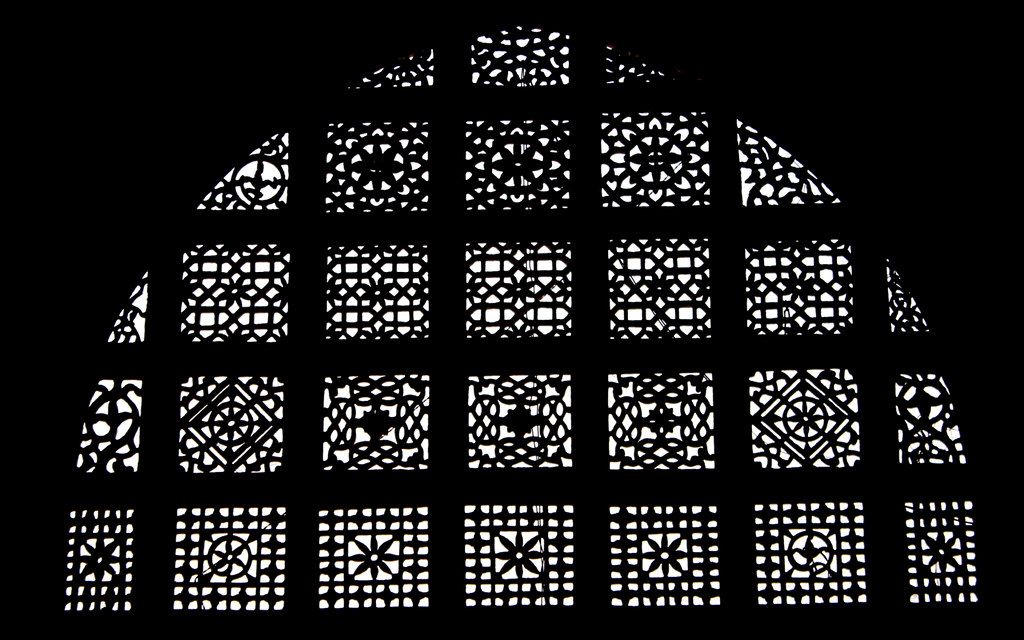 Jaali work | Sarkhej Roza, built in the late 15th century. N… | Flickr