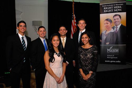 2013 Annual Business Alumni Celebration