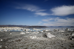 Honeymoon : Mono Lakes