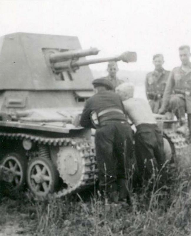 Panzerjagers (8)